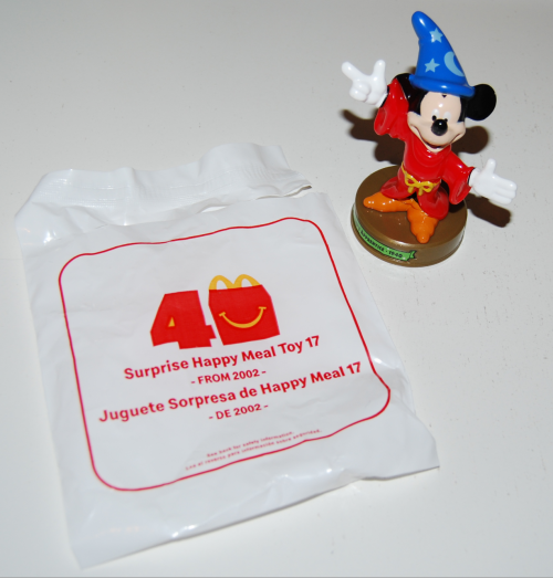 Surprise happy meal 4