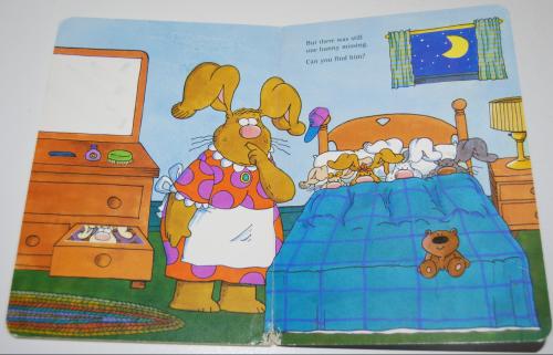 Bedtime for bunnies 6