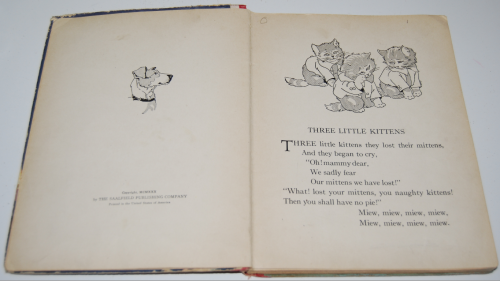 The 3 little kittens saalfield 1930