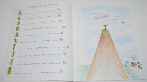Scholastic book feelings 7