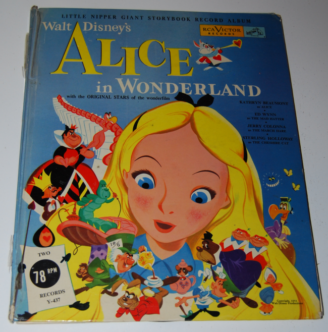 alice rca victor book & records