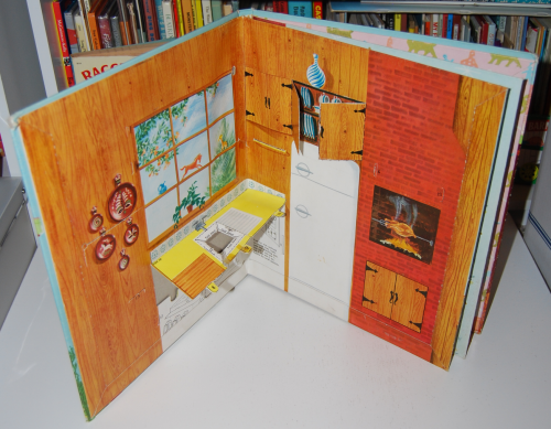 My doll house family whitman book 2