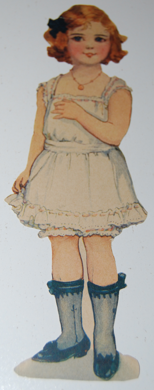 Antique paperdolls x
