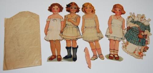 1920s paperdolls x