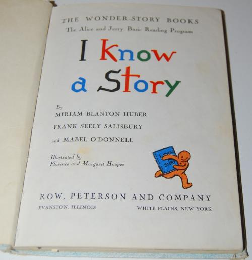 I know a story 1
