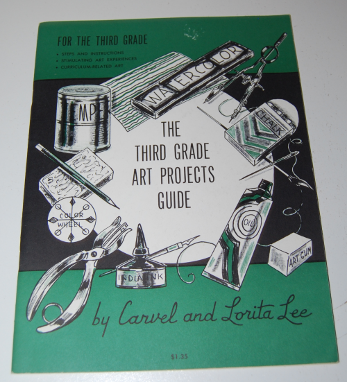 The third grade art projects guide