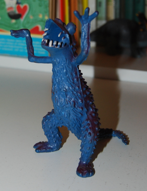Monster figure 1