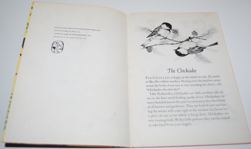 A child's book of birds 2