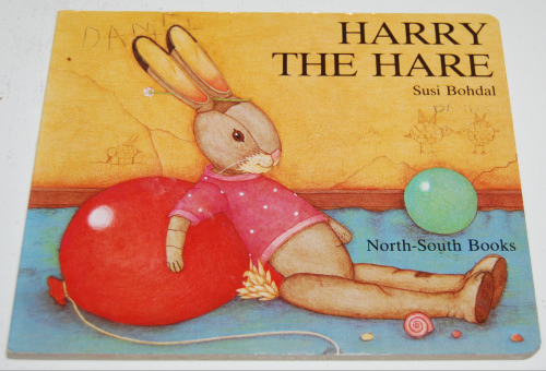 Harry the hare