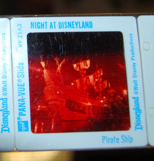 Vintage disneyland slides 1