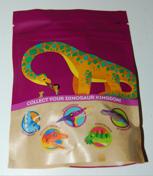 Wendy's kids meal dinosaurs x
