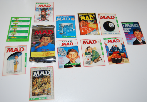 Mad cards