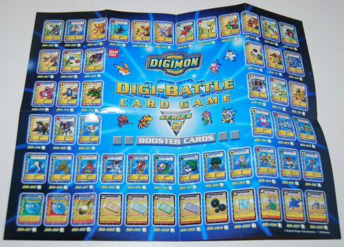 Digimon card