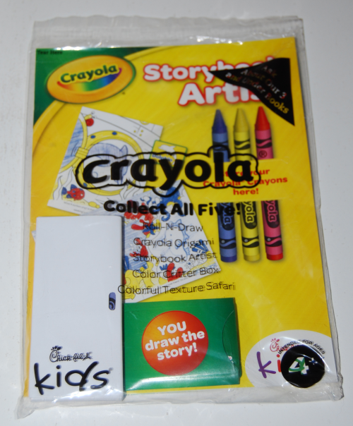 Crayola prizes
