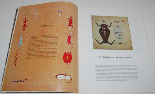 Navajo sandpainting art book 4