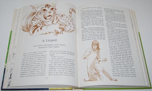 Golden treasury of animal stories 11