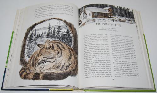 Golden treasury of animal stories 12