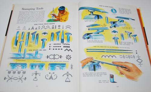 Golden book of crafts & hobbies 10