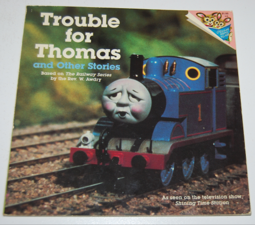 Thomas the tank engine books