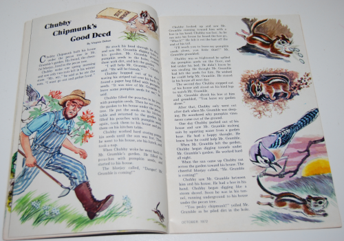 Jack & jill mag oct 1972 7