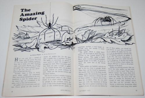 Jack & jill mag oct 1972 13