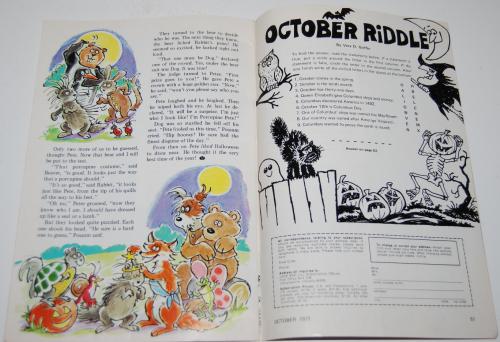 Jack & jill mag oct 1972 16