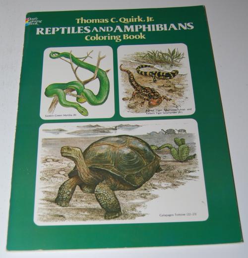 Dover reptiles amphibians