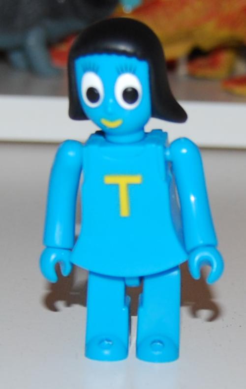 Gumby kubrick figures 5