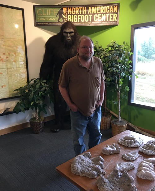 Bigfoot center