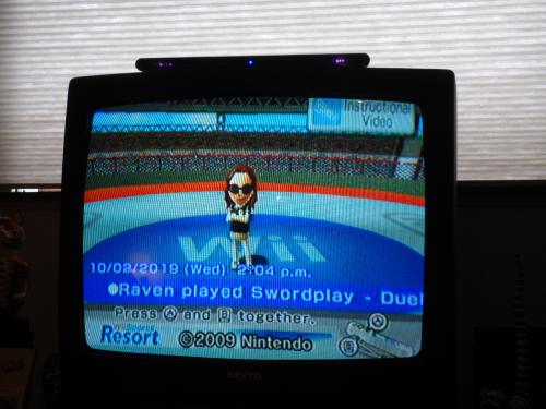 Wii sports resort 8