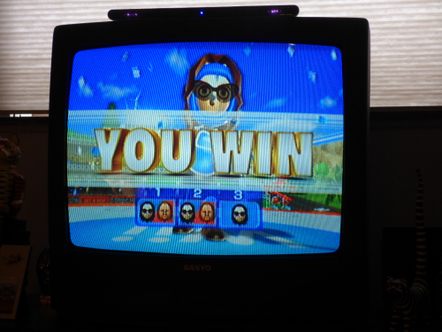 Wii sports resort 7