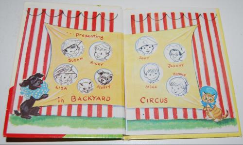 Backyard circus 1