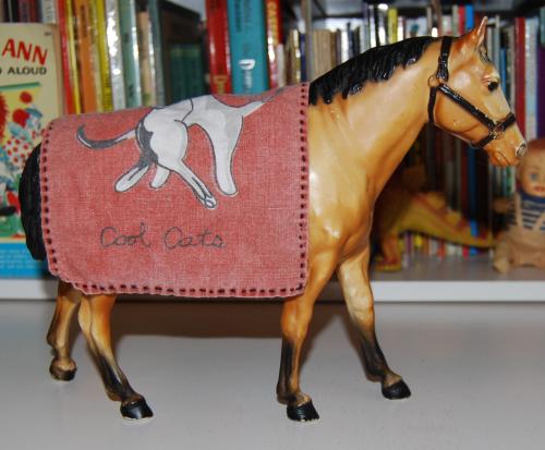 Horse figures 3