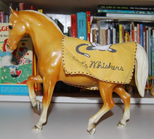 Horse figures 4