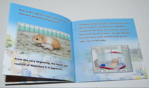 Nintendo ds petz hamsters 2 3