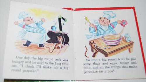 The runaway pancake 2