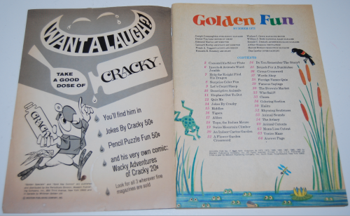 Golden fun summer issue 1