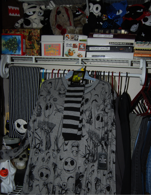 Nbx nightshirt ghost closet