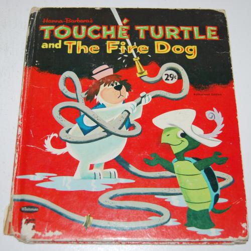 Touche turtle book
