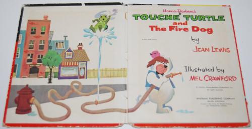 Touche turtle book 1