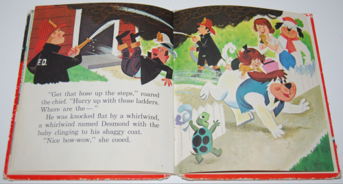 Touche turtle book 7