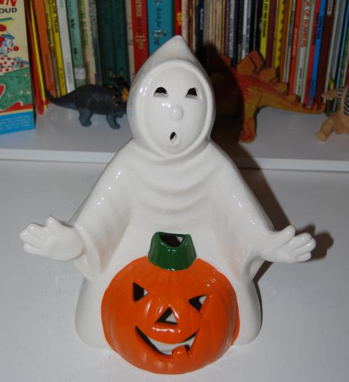 Ceramic ghost