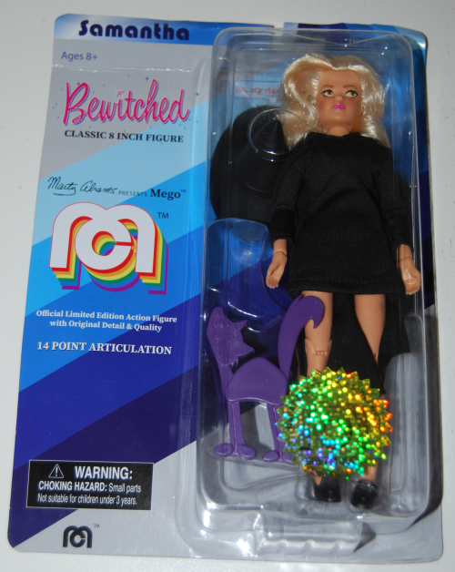 Bewitched samantha mego figure