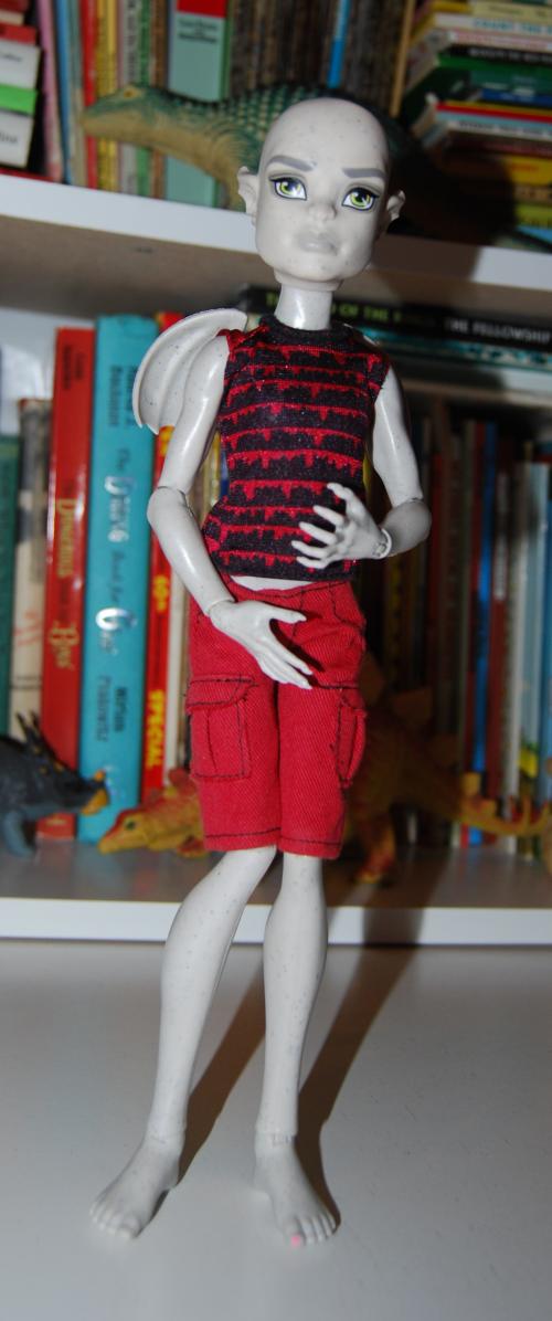 Mh doll gargoyle