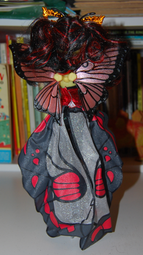 Monster high butterfly doll 2