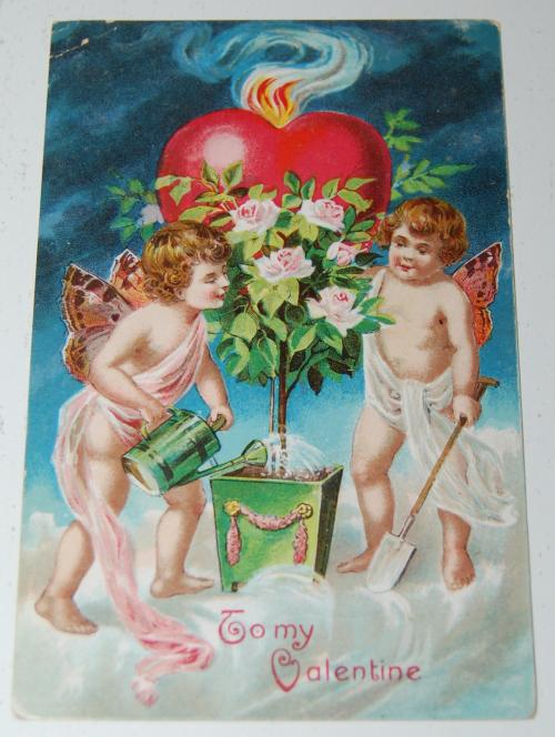 Vintage postcards 12