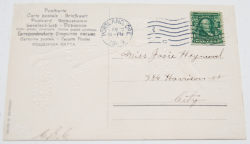 Vintage postcards 6x