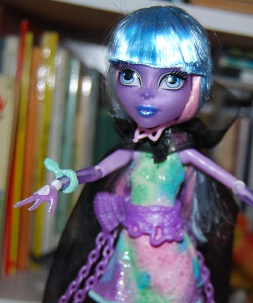 Monster high doll river styx 1