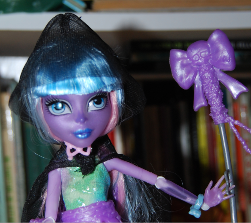 Monster high doll river styx x