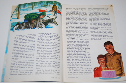 Jack & jill mag feb 1973 3
